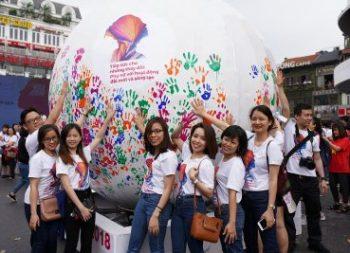 AGELESS tham gia sự kiện Ngày Sở hữu trí tuệ thế giới 2018