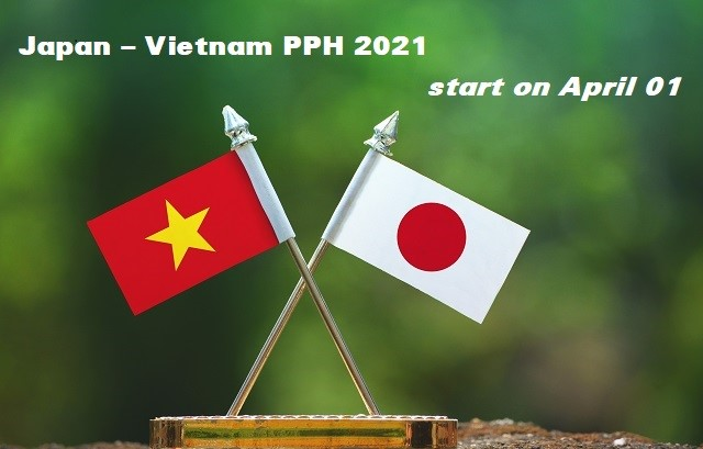 Japan – Vietnam Patent Prosecution Highway (PPH) 2021 will start on April 01